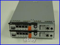 (1) Dell Powervault Controller 770D8 FOR MD3200i-MD3220i SAN Storage-1Gb iSCSI