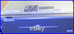 DELL POWERVAULT MD1000 DIRECT ATTACHED STORAGE, (5) 600gb, (6) 1TB HARD DRIVES