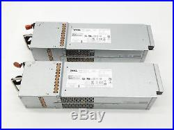 DELL POWERVAULT MD1220 2.5 SAS HDD ARRAY STORAGE 24-BAY 20600GB With CONTROLLER