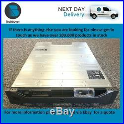 DELL POWERVAULT MD3200 STORAGE ARRAY 2 x SAS CONTROLLERS 12 x LFF N98MP