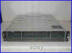 DELL PowerVault MD3200i iSCSI SAN Storage Array with 2 Power Supply