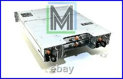Dell MD1200 PowerVault 12-Slot 3.5 LFF 6Gbps SAS Storage Array NO HDD NO BEZEL