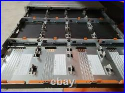 Dell MD3260 PowerVault Storage Array Chassis with 2x 6G SAS Controllers, 2x PSU