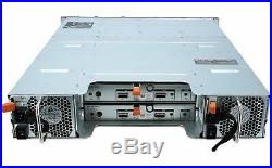Dell Md1200 Dell Powervault Md1200 Storage Array 2ctlr 2psu