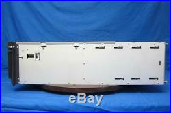 Dell PowerVault 132T Tape Backup Drive Storage Library with 13 LTO2 200/400GB Tape