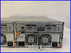 Dell PowerVault AMP01 15 Port Storage Array 2x SAS Controller & 2x Power Supply