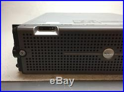 Dell PowerVault AMP01 MD1000 SAS/SATA Storage Array, Pulled From Working System