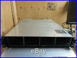 Dell PowerVault E03J MD3200 Raid Controller Storage Array with 2x MD32 E02M