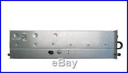Dell PowerVault MD1000 15 Bay DAS Array Storage System 2 x AMP01 Controllers