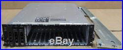 Dell PowerVault MD1000 1.5TB SATA Storage Array Controllers and 2x PSU