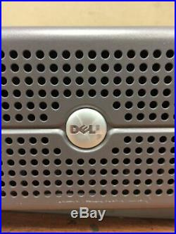 Dell PowerVault MD1000 3U Storage Array with15xCaddies/15x300GB Drives ST3300657SS