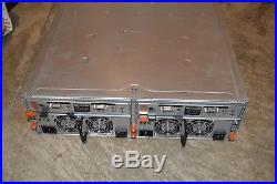 Dell PowerVault MD1000 AMP01 15-Bay SAS/SATA Storage Array with 15 Caddy Trays