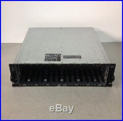 Dell PowerVault MD1000 AMP01 XM792 Storage Array Controller Unit No Hard Drives