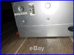 Dell PowerVault MD1000 Storage Array Service Tag #5ZXLVK1