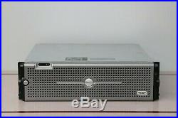Dell PowerVault MD1000 Storage Controller Array 15-Bay with (10) 2TB HDD WD RED 3U