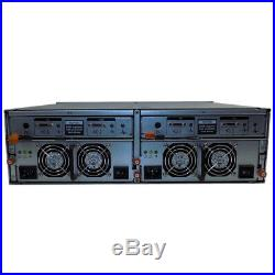 Dell PowerVault MD1000 Storage Controller Array 15-Bay with (12) 750GB HDD SAS 3U