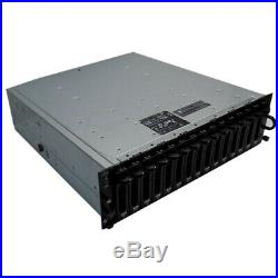Dell PowerVault MD1000 Storage Controller Array 15-Bay with (8) 300GB HDD SAS 3U