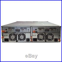 Dell PowerVault MD1000 Storage Disk Array with 2x JT517 & 2x 488W Power Supplies