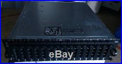 Dell PowerVault MD1000 with 15 2TB 7.2K Modular disk storage expansion enclosure