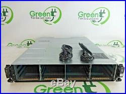Dell PowerVault MD1200 12-Bay 3.5 LFF SAS Storage Array 2x W307K Controllers