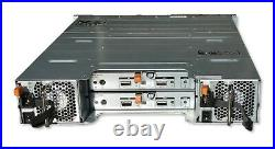 Dell PowerVault MD1200 12-Bay Storage Array with 2MD12 SAS Controller no trays