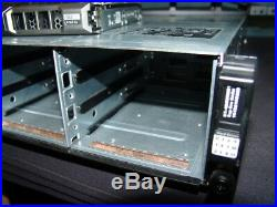Dell PowerVault MD1200 12 Bay Storage Array with 2 4TB DRIVES & Dual Power Supply