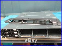 Dell PowerVault MD1200 12 Bay Storage Array with 3 Caddies & Dual Power Supply