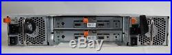 Dell PowerVault MD1200 DAS Direct Attached Storage Array No HDD