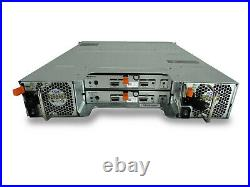 Dell PowerVault MD1200 Direct Attached Storage 12x Trays With Rails
