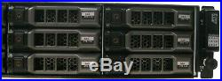 Dell PowerVault MD1200 Direct Attached Storage DAS with 12x 2TB HDD, 2x 0JDJRJ