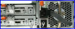 Dell PowerVault MD1200 Direct Attached Storage DAS with 2 SAS Controllers, 2 PSU