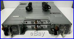 Dell PowerVault MD1200 E03J Raid Controller Storage Array WithDual PSU