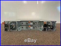 Dell PowerVault MD1200 SAS Storage Dual Controller