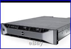 Dell PowerVault MD1200 Storage Array, 12 x 3.5 Bays, Dual SAS6 Controllers