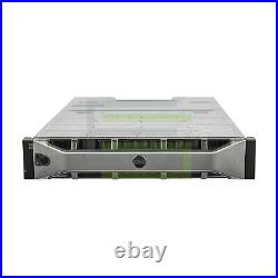 Dell PowerVault MD1200 Storage Array 12x 10TB 7.2K NL SAS 3.5 12G Hard Drives
