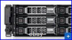 Dell PowerVault MD1200 Storage Array 12x 10TB 7.2K SAS 3.5 12G Hard Drives