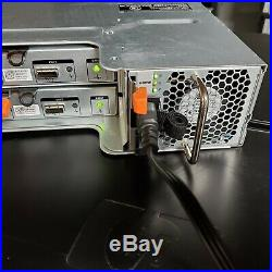 Dell PowerVault MD1220 0R684K Direct-attached Storage Array NO CADDIES OR HDDs
