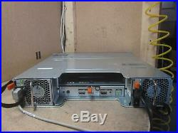 Dell PowerVault MD1220 24-Bay Storage with 1x 03DJRJ Controllers and 2x PSU
