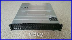 Dell PowerVault MD1220 24x HDD SATA SAS Storage 4x600GB SAS 2.5 bezel included