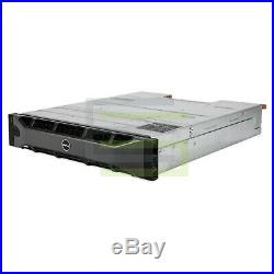 Dell PowerVault MD1220 Storage Array 24x 1TB 7.2K SAS 2.5 6G Hard Drives