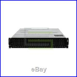Dell PowerVault MD1220 Storage Array 24x 1.6TB SAS 2.5 12G SSDs