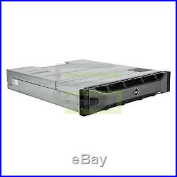 Dell PowerVault MD1220 Storage Array 24x 300GB 15K SAS 2.5 6G Hard Drives