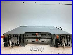 Dell PowerVault MD1220 Storage Array Unit with 2x MD 12 Series 6GB SAS Controllers