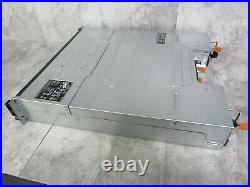 Dell PowerVault MD1220 Storage Enclosure E04J with 2x PSUs & 2x 03DJRJ Controllers