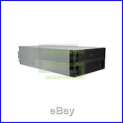 Dell PowerVault MD1280 Storage Array 84x 10TB 7.2K NL SAS 3.5 12G Hard Drives