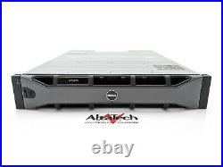 Dell PowerVault MD1400 12x 4TB (48TB) Storage Bundle with Controllers, PSUs, Rails