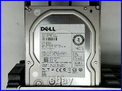Dell PowerVault MD1400 Storage Array 212G-SAS-4 Controller 122TB HDD 2600W PS