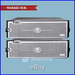 Dell PowerVault MD3000i iSCSI SAN Array and MD1000 Array 60TB SAS Storage