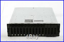 Dell PowerVault MD3000i iSCSI SAN Storage Dual Controller Array NTS 622551