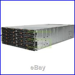 Dell PowerVault MD3060e Storage Array 60x 6TB 7.2K NL SAS 3.5 6G Hard Drives